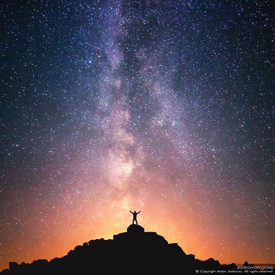nós somos o universo